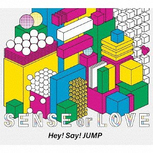 送料無料有/[CD]/Hey! Say! JUMP/SENSE or LOVE [...