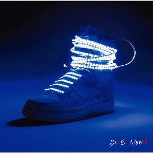特典/[CD]/NEWS/BLUE [CD+DVD/初回盤 A]/JECN-531...