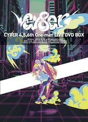 送料無料/[DVD]/CY8ER/456th One-man Live DVD BO...