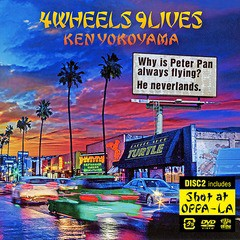 送料無料有/[CD]/Ken Yokoyama/4Wheels 9Lives [C...