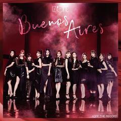 初回 特典/[CD]/IZ*ONE/Buenos Aires [CD+DVD/Ty...