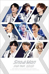 初回/[DVD]/Snow Man/Snow Man ASIA TOUR 2D.2D....