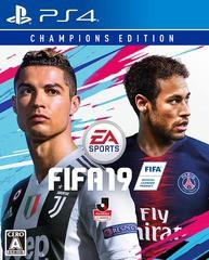 送料無料/[PS4]/FIFA 19 Champions Edition/ゲー...
