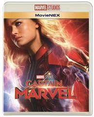 送料無料有 初回/[Blu-ray]/キャプテン・マーベル...
