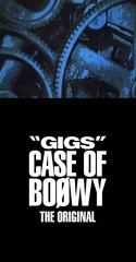 "送料無料有/[CD]/BOOWY/""GIGS"" CASE OF BOOWY -TH..."