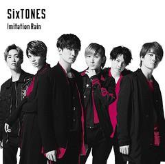 初回/[CD]/SixTONES vs Snow Man/Imitation Rain...