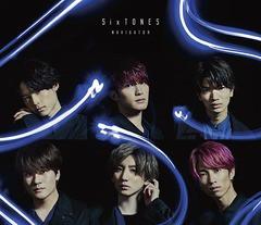 特典/[CD]/SixTONES/未定 (2ndシングル) [CD+DVD...