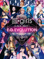送料無料 初回/[Blu-ray]/E-girls/E-girls LIVE 2...