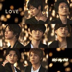 [CD]/Kis-My-Ft2 (キスマイフットツー)/LOVE [CD+...