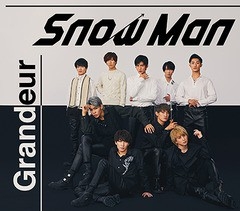 [CD]/Snow Man/Grandeur [CD+DVD/初回盤A]/AVCD-9...