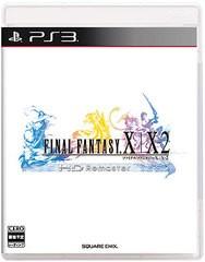 送料無料有/[PS3]/FINAL FANTASY X/X-2 HD Remaster/ゲーム/BLJM-61093