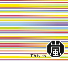 [CD]/嵐/This is 嵐 [2CD+DVD/初回限定盤]/JACA-5...