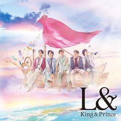 送料無料有 特典/[CD]/King & Prince/L& [DVD付初...