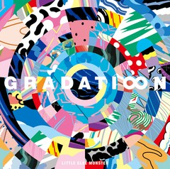 [CD]/Little Glee Monster/GRADATI∞N [通常盤]/S...