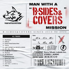 送料無料有/[CD]/MAN WITH A MISSION/MAN WITH A ...
