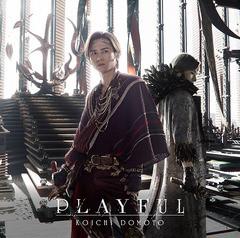 送料無料有 特典/[CD]/KOICHI DOMOTO/PLAYFUL [通...