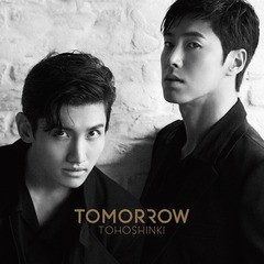 送料無料有 初回 特典/[CD]/東方神起/TOMORROW [...