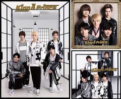 送料無料 初回 特典/[CD]/King & Prince/King & P...