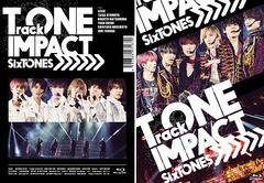 送料無料/[Blu-ray]/SixTONES/TrackONE -IMPACT- ...