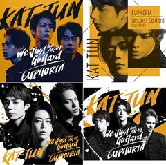 [CD]/KAT-TUN/We Just Go Hard feat. AK-69 / EUP...