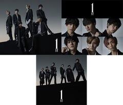 送料無料 初回 特典/[CD]/SixTONES/1ST [3タイプ...