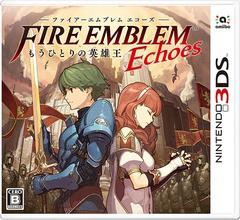 送料無料有/[3DS]/ファイアーエムブレム Echoes ...