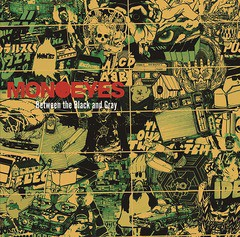 送料無料有/[CD]/MONOEYES/Between the Black and...
