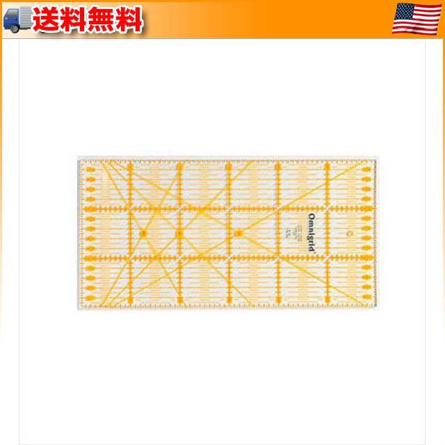 (送料無料)オムニグリッド定規 15×30cm 57-622