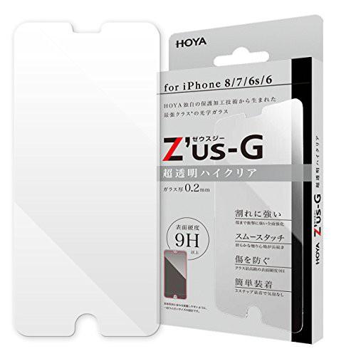 HOYA Z'us-G ゼウスジー for iPhone 8 / 7 / 6s /...