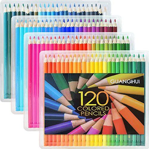 色鉛筆 120色セット FIVE STAR  120色鉛筆 塗り...