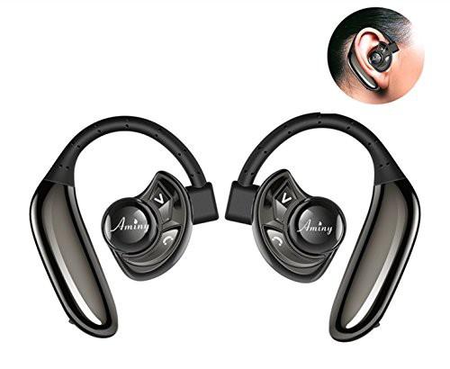Bluetooth イヤホン 高音質 耳掛け式 ワイヤレス...
