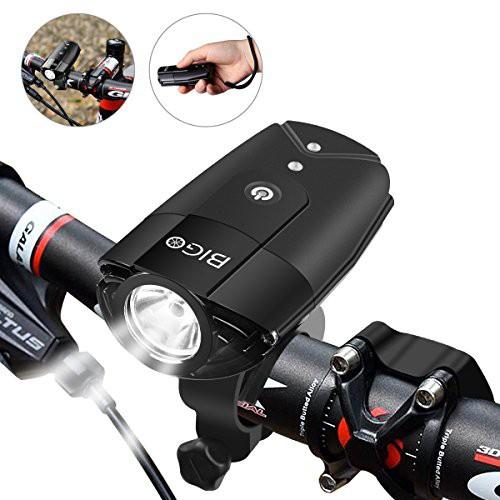 BIGO 自転車ライト ロードバイクライト IP65 防水...