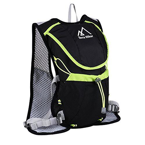Terra Hiker ランニングバッグ 超軽量 サイクリン...