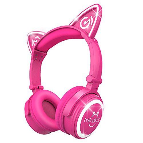 【ネコ耳ヘッドフォン】MindKoo Bluetoothヘッド...