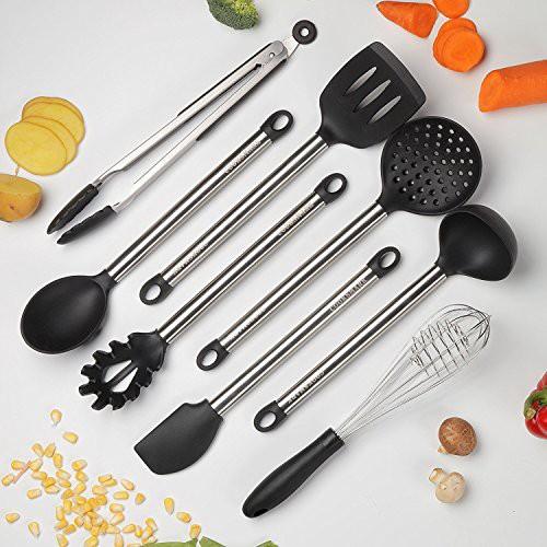 キッチンツールセット 8件セット 調理器具 スパ...