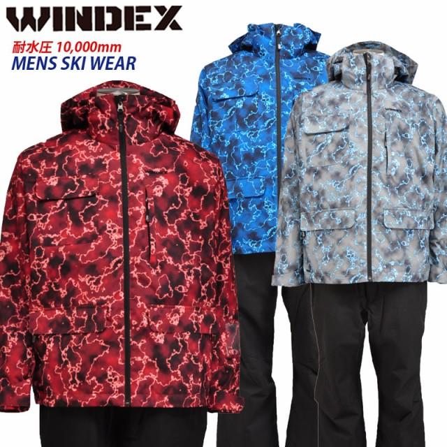 WINDEX(ウィンデックス) WS-1302 メンズ スキー...