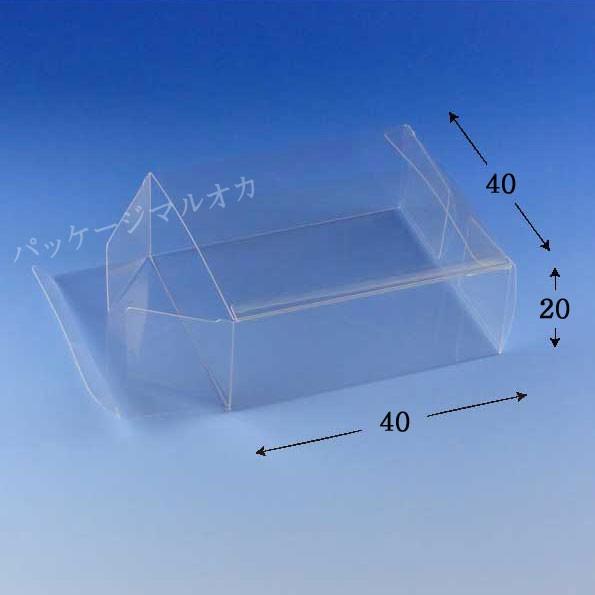 【ネコポス可能】組立て式クリスタルボックス V- ...