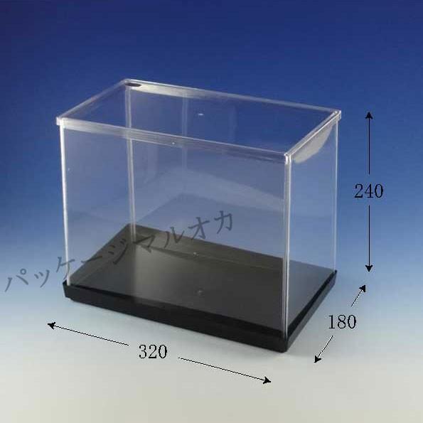 ウインナーケース 長方形32×18×24 フィギュア...