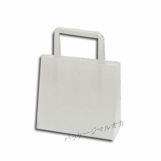 紙袋25CB 18-2 晒白無地 80g 平紐