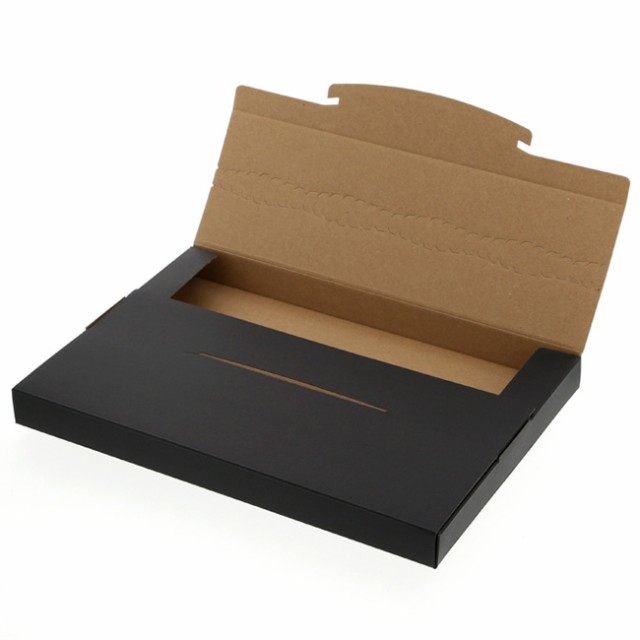 ラクポスボックス 330-30 黒 A4最大サイズ 10枚