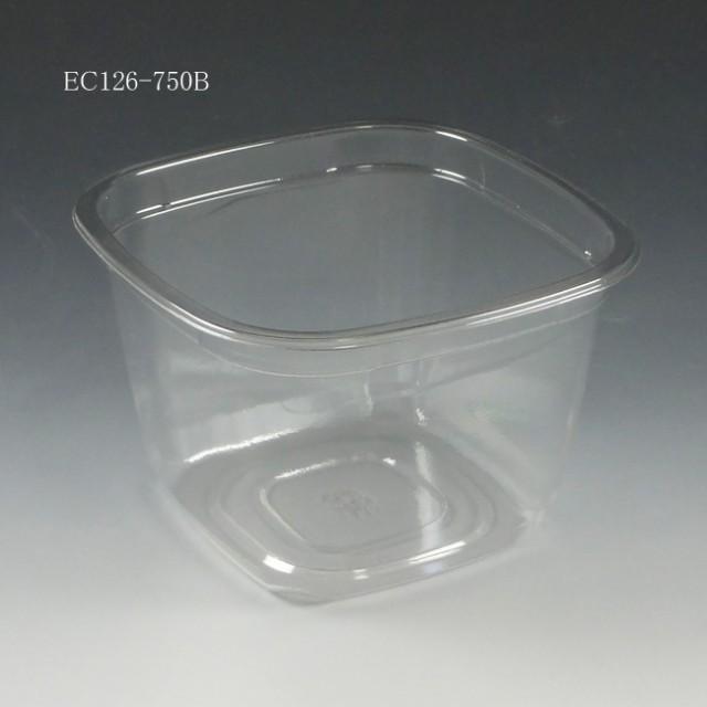 【直送/代引不可】クリーンカップ 126角 EC126-7...