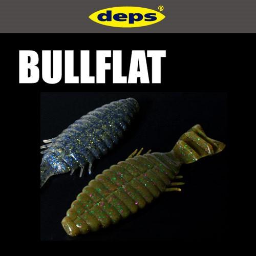 ●デプス Deps ブルフラット 5.8インチ 【メール...