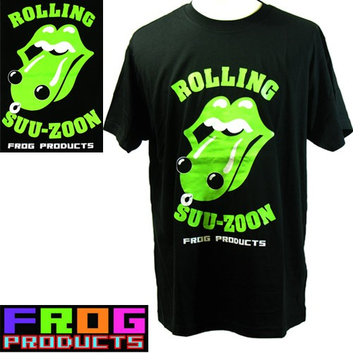 FROG PRODUCTS フロッグプロダクツ Tシャツ (ブ...