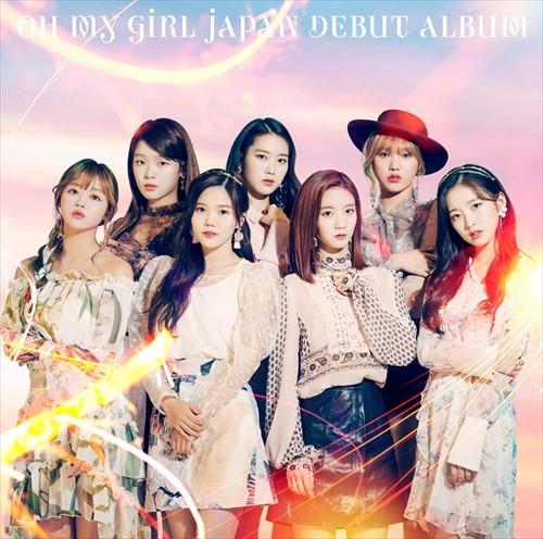 (おまけ付)2019.01.09発売 OH MY GIRL JAPAN DEBU...