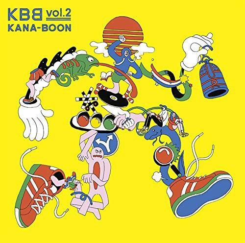 (おまけ付)2018.09.19発売 KBB vol.2(初回生産限...