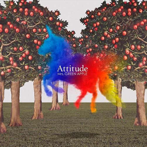 (おまけ付)Attitude(通常盤) / Mrs.GREEN APPLE ...