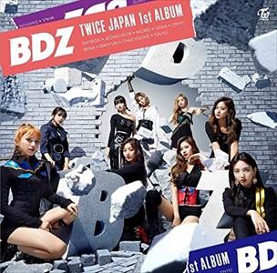 (おまけ付)2018.09.12発売 BDZ(通常盤) / TWICE ...