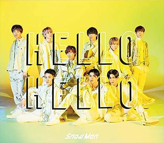 (おまけ付)HELLO HELLO(初回盤A) / Snow Man スノ...