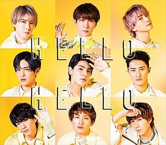 (おまけ付)HELLO HELLO(初回盤B) / Snow Man スノ...