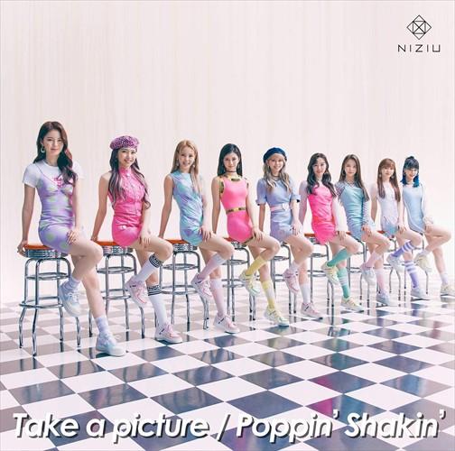 (おまけ付)Take a picture/Poppin' Shakin'(初回...